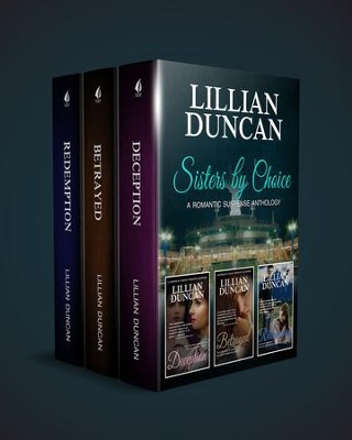 Sisters by Choice: A Romantic Suspense Anthology - eBook  -     By: Lillian Duncan