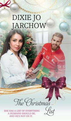 The Christmas List - eBook  -     By: Dixie Jarchow