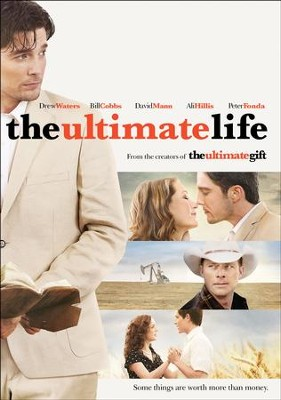 The Ultimate Life, DVD   -