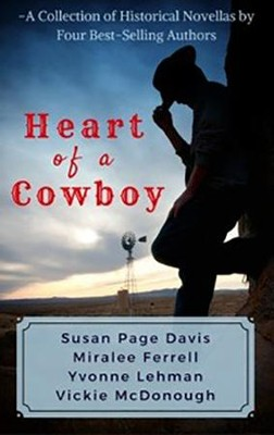 Heart of a Cowboy  -     By: Susan Page Davis