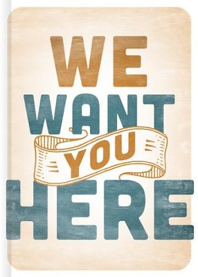 We Want You Here - eBook  -     By: Thom S. Rainer