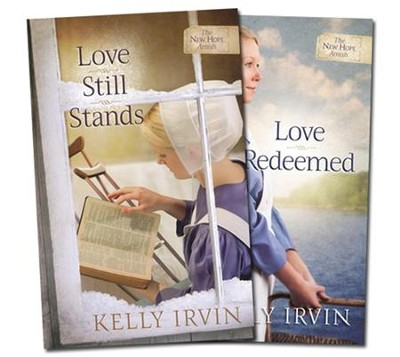 The New Hope Amish Series, Volumes 1 & 2  -     By: Kelly Irvin