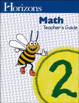 Horizons Math Grade 2 Teacher's Guide   -
