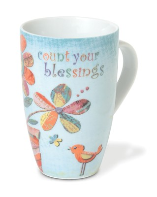 Count Your Blessings Gift Mug   -