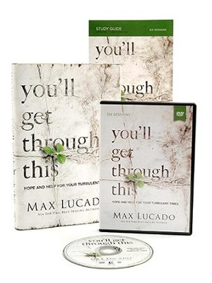You'll Get Through This Church Campaign Kit: Hope and Help for Your Turbulent Times  -     By: Max Lucado