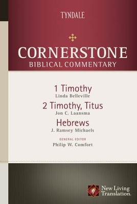 1-2 Timothy, Titus, Hebrews - eBook  -     Edited By: Philip W. Comfort     By: Linda Belleville, Jon Laansma & J. Ramsey Michaels