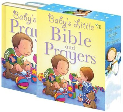 Baby's Little Bible and Prayers  -     By: Sarah Toulmin
