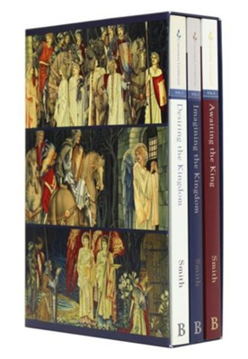 Cultural Liturgies Boxed Set, 3 Volumes   -     By: James K.A. Smith