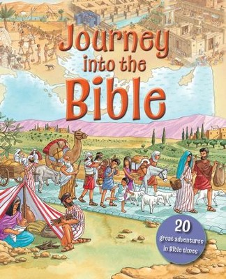 Journey into the Bible  -     By: Lois Rock