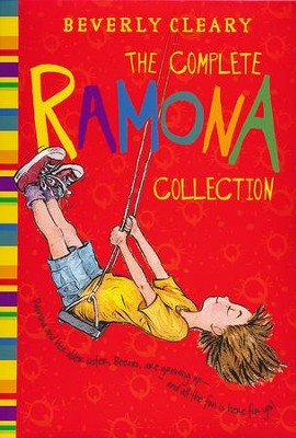 The complete ramona collection beverly cleary illustrated by tracy the complete ramona collection by beverly cleary illustrated by tracy dockray fandeluxe Gallery