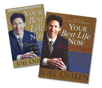 Your Best Life Now, Softcover Book & Study Guide  -