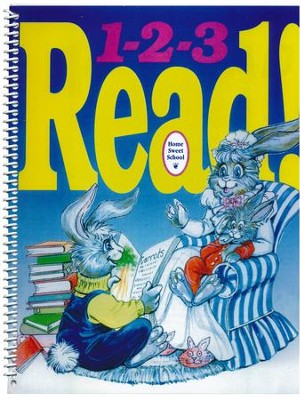 1-2-3 Read! Student Workbook   -