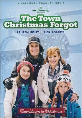 The Town Christmas Forgot, DVD   -