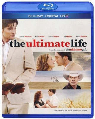 The Ultimate Life, Blu-ray    -
