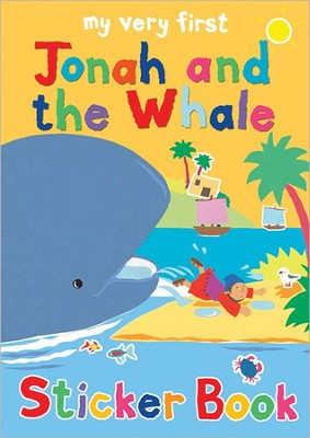 My Very First Jonah and the Whale Sticker Book  -     By: Lois Rock