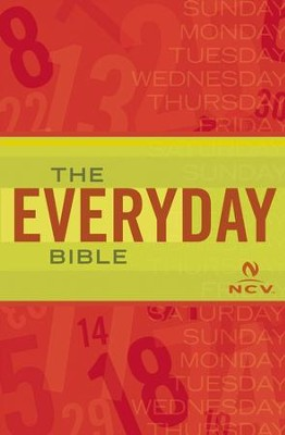 The Everyday Bible - eBook  -