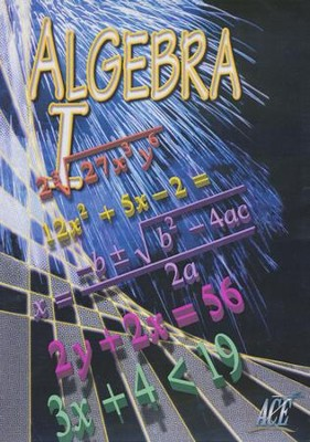 Algebra I Vol. 1, DVD   -
