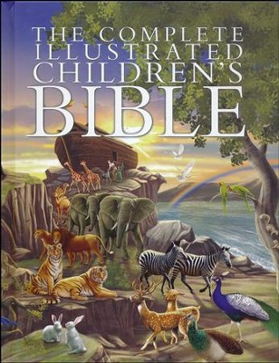 The Complete Illustrated Children's Bible   -