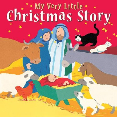 My Very Little Christmas Story  -     By: Lois Rock