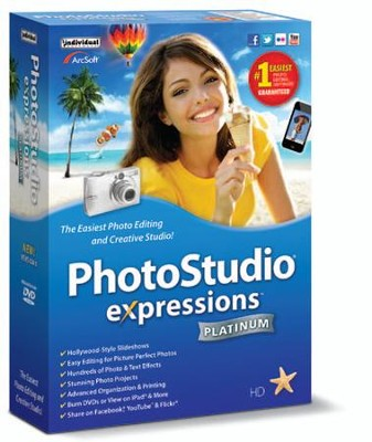 PhotoStudio Expressions Platinum 6 CD-ROM   -