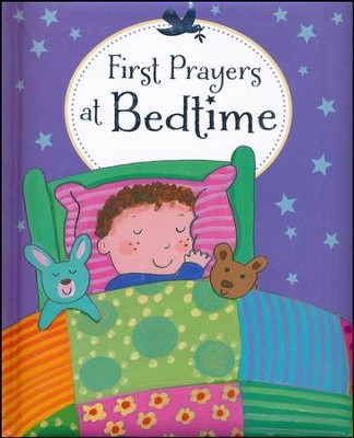 First Prayers at Bedtime  -     By: Sophie Piper