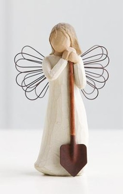 Willow Tree &#174 Angel of the Garden Figurine   -     By: Susan Lordi