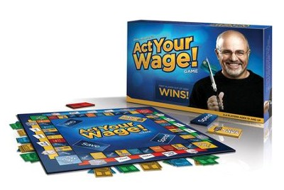 Act Your Wage! Boardgame   -     By: Dave Ramsey