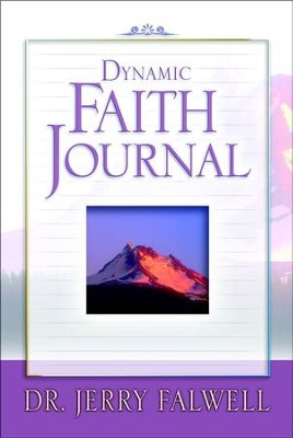 Dynamic Faith Journal - eBook  -     By: Jerry Falwell