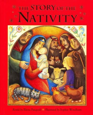 The Story of the Nativity  -     By: Elena Pasquali