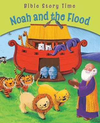 Noah and the Flood  -     By: Sophie Piper