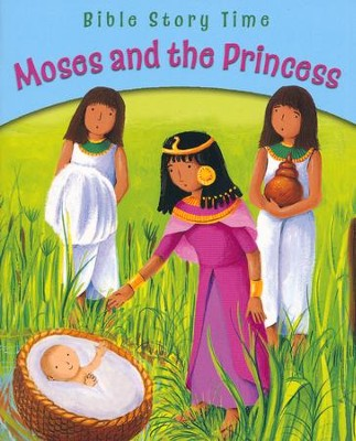 Moses and the Princess  -     By: Sophie Piper