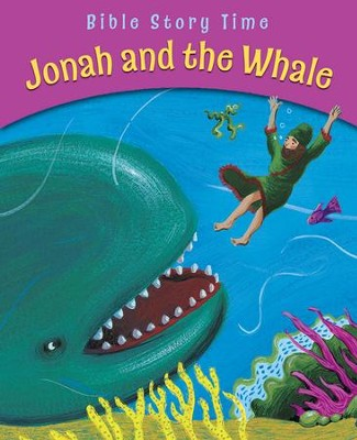 Jonah and the Whale  -     By: Sophie Piper