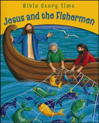 Jesus and the Fishermen  -     By: Sophie Piper