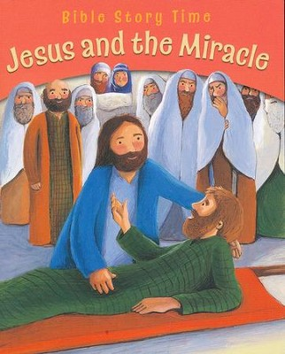 Jesus and the Miracle  -     By: Sophie Piper