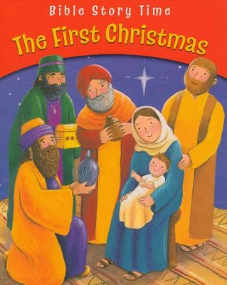 The First Christmas  -     By: Sophie Piper