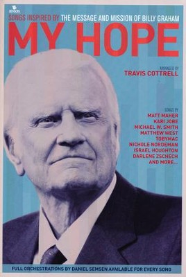 My Hope-Billy Graham (Choral Book)   -
