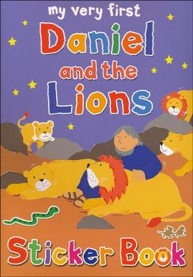 My Very First Daniel and the Lions Sticker Book  -     By: Lois Rock