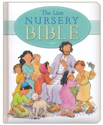 The Lion Nursery Bible  -     By: Elena Pasquali
