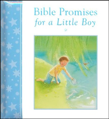 Bible Promises for a Little Boy  -     By: Mary Joslin, Ruchi Mhasane