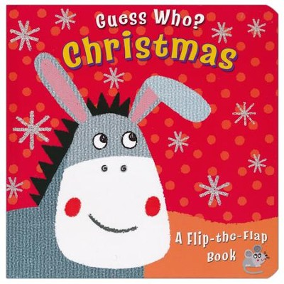 Guess Who? Christmas: A Flip-the-Flap Book  -     By: Christina Goodings