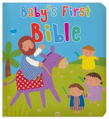 Baby's First Bible  -     By: Sophie Piper