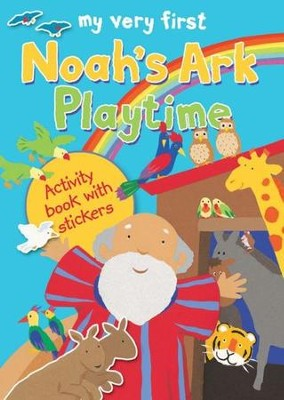 My Very First Noah's Ark Playtime  -     By: Lois Rock