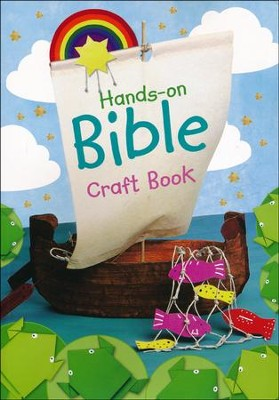 Hands-On Bible Craft Book  -     By: Christina Goodings