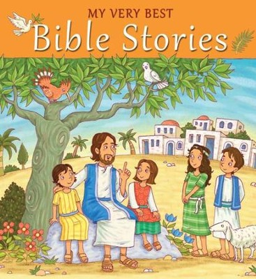 My Very Best Bible Stories  -     By: Christina Goodings