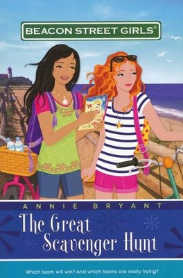 #15: The Great Scavenger Hunt   -     By: Annie Bryant