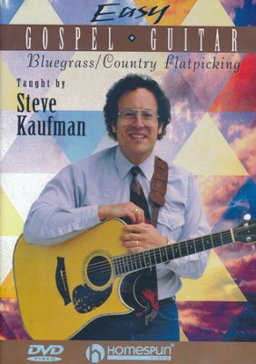 Easy Gospel Guitar   -     By: Steve Kaufman