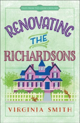 #2: Renovating the Richardsons   -     By: Virginia Smith