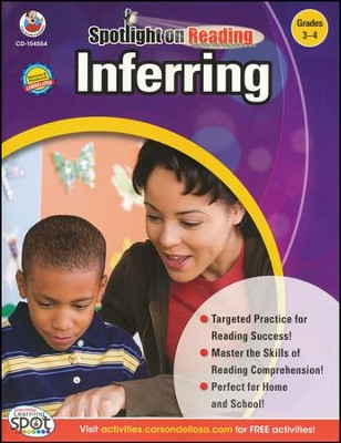 Spotlight on Reading: Inferring Grade 3-4   -