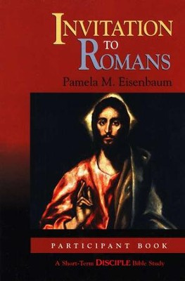 Invitation to Romans: Participant's Guide  -     By: Pamela M. Eisenbaum