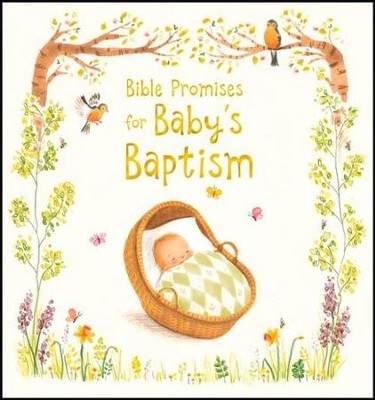 Bible Promises for Baby's Baptism  -     By: Sophie Piper